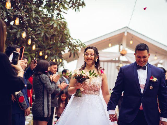 El matrimonio de Belén y Francisco en Calera de Tango, Maipo 78