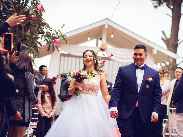 El matrimonio de Belén y Francisco en Calera de Tango, Maipo 79