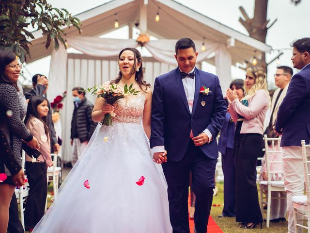 El matrimonio de Belén y Francisco en Calera de Tango, Maipo 81