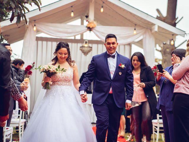El matrimonio de Belén y Francisco en Calera de Tango, Maipo 83