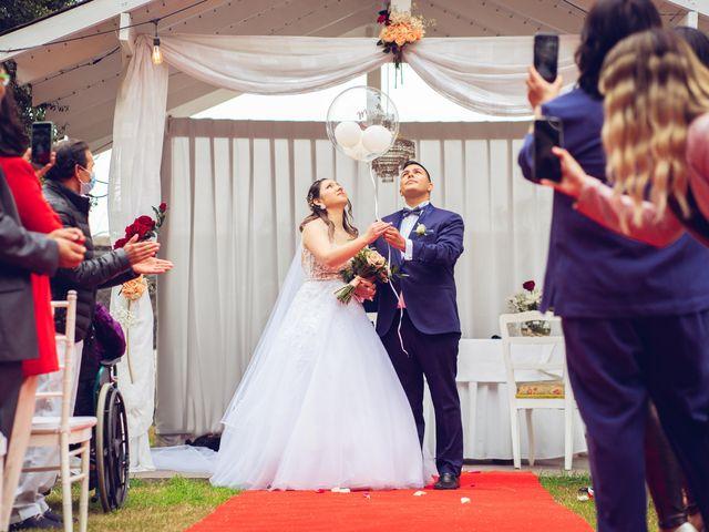 El matrimonio de Belén y Francisco en Calera de Tango, Maipo 1