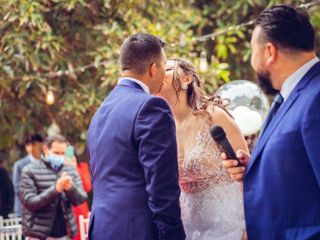 El matrimonio de Belén y Francisco en Calera de Tango, Maipo 87
