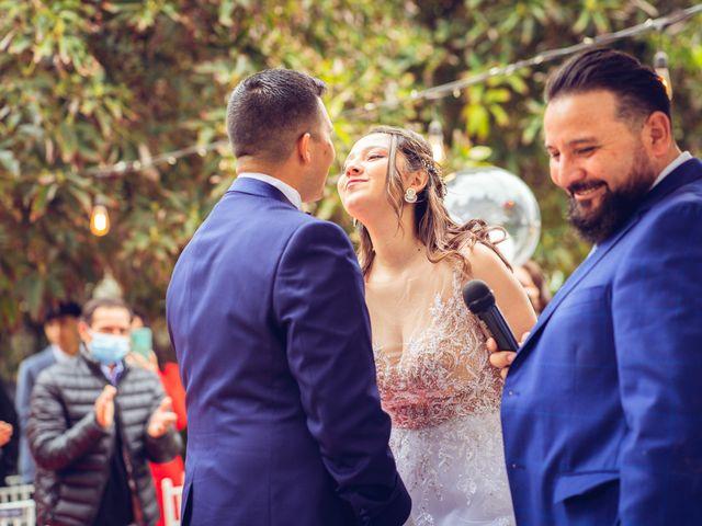 El matrimonio de Belén y Francisco en Calera de Tango, Maipo 88
