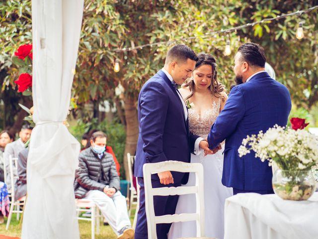 El matrimonio de Belén y Francisco en Calera de Tango, Maipo 89