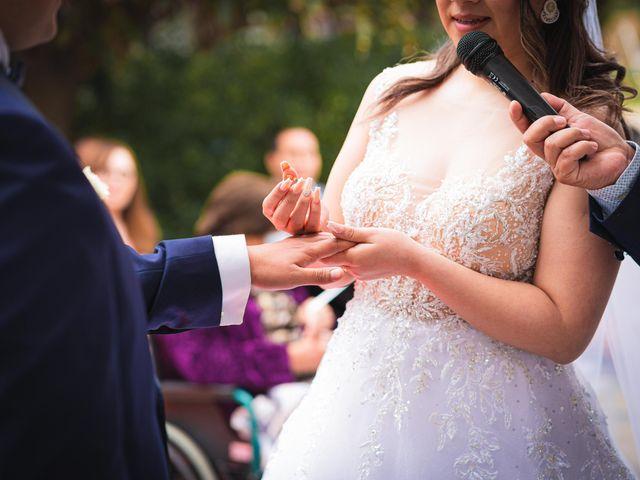 El matrimonio de Belén y Francisco en Calera de Tango, Maipo 92