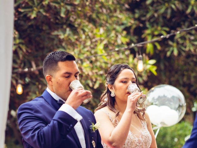 El matrimonio de Belén y Francisco en Calera de Tango, Maipo 94