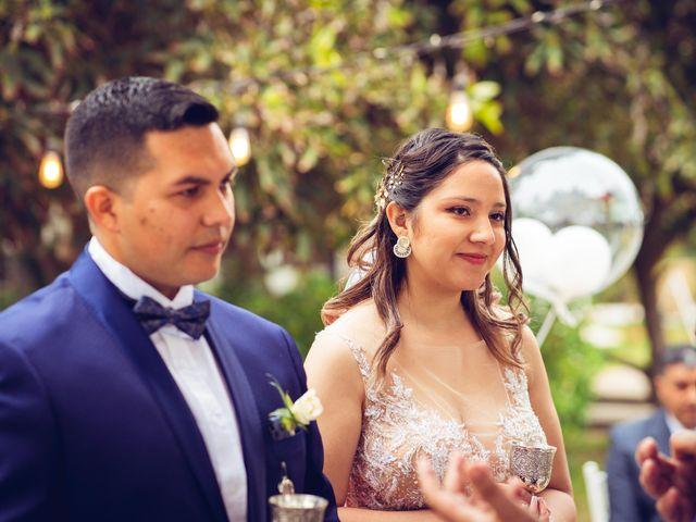 El matrimonio de Belén y Francisco en Calera de Tango, Maipo 95