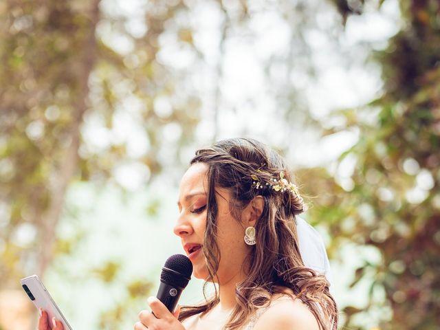 El matrimonio de Belén y Francisco en Calera de Tango, Maipo 98
