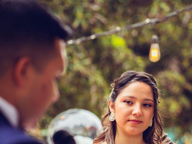 El matrimonio de Belén y Francisco en Calera de Tango, Maipo 101