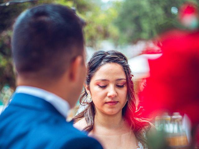 El matrimonio de Belén y Francisco en Calera de Tango, Maipo 105