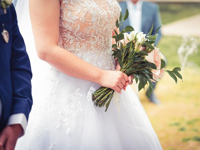 El matrimonio de Belén y Francisco en Calera de Tango, Maipo 112