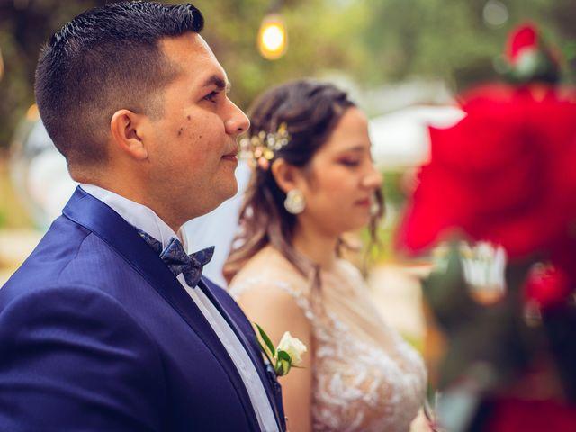 El matrimonio de Belén y Francisco en Calera de Tango, Maipo 113