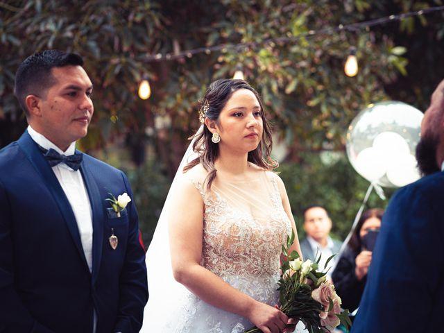 El matrimonio de Belén y Francisco en Calera de Tango, Maipo 114