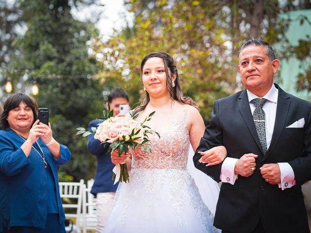 El matrimonio de Belén y Francisco en Calera de Tango, Maipo 115