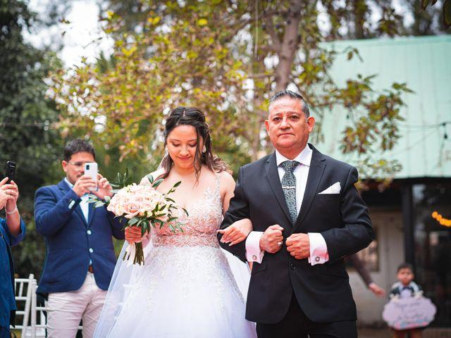 El matrimonio de Belén y Francisco en Calera de Tango, Maipo 116