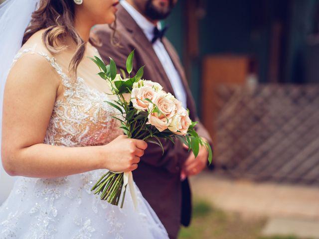 El matrimonio de Belén y Francisco en Calera de Tango, Maipo 122