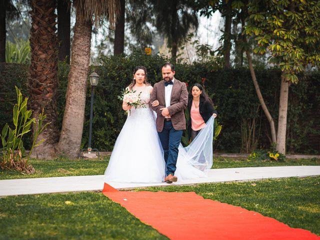 El matrimonio de Belén y Francisco en Calera de Tango, Maipo 125