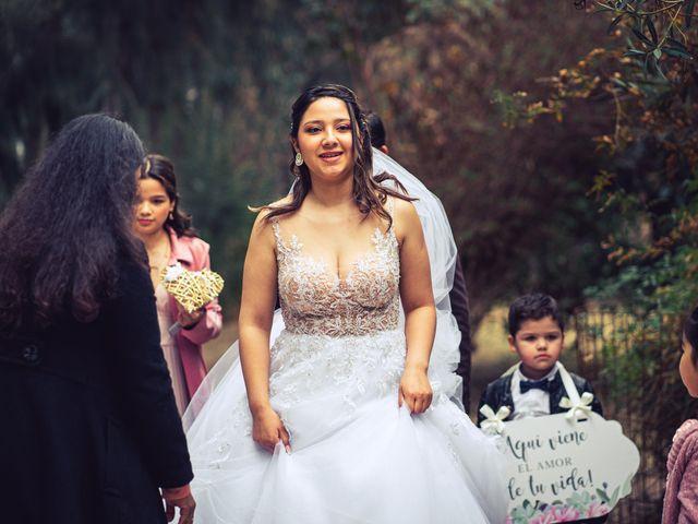 El matrimonio de Belén y Francisco en Calera de Tango, Maipo 127