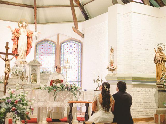 El matrimonio de Matias y Ale en Codegua, Cachapoal 4