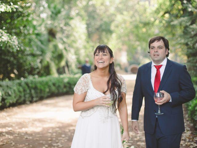 El matrimonio de Matias y Ale en Codegua, Cachapoal 10