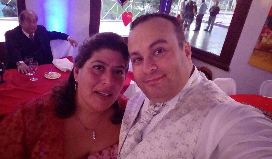 El matrimonio de Fernando  y Pamela en Calera de Tango, Maipo