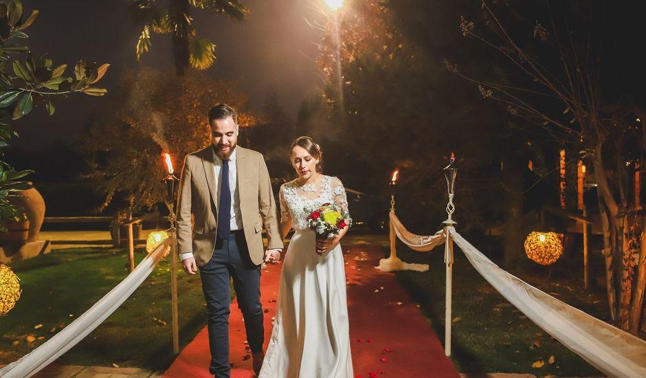 El matrimonio de Pablo y Karla  en Graneros, Cachapoal