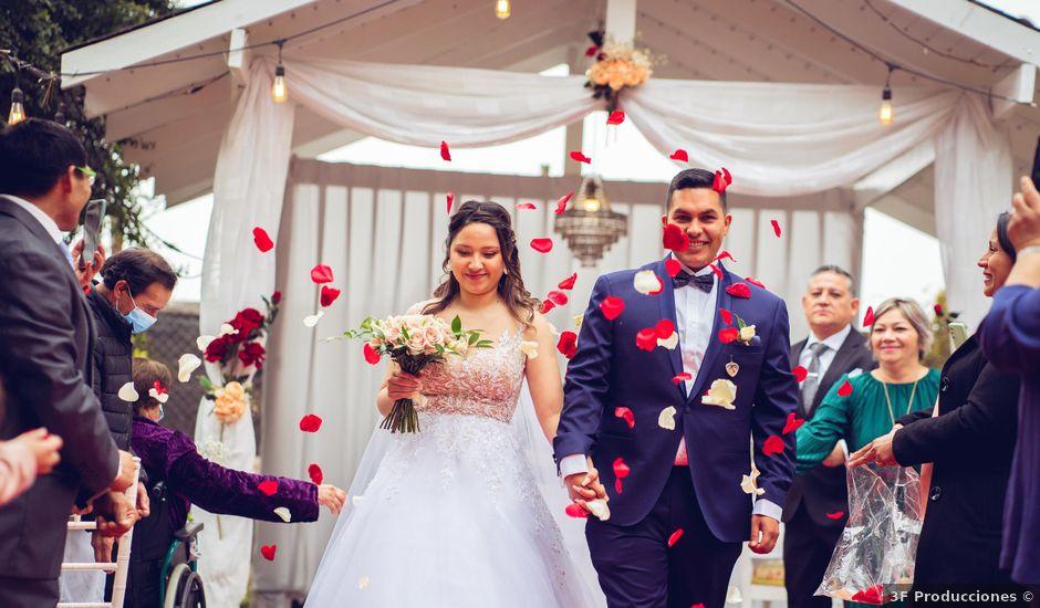 El matrimonio de Belén y Francisco en Calera de Tango, Maipo