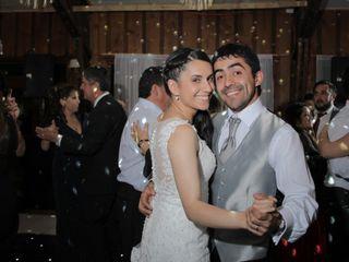El matrimonio de Rocío y Miguel