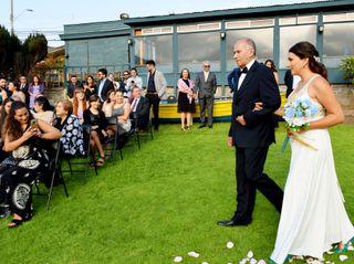 El matrimonio de Giannina y Gustavo 2