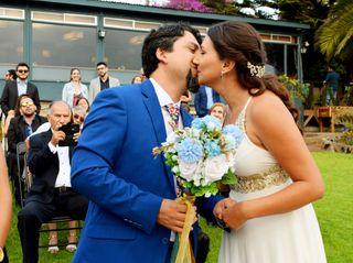 El matrimonio de Giannina y Gustavo 3