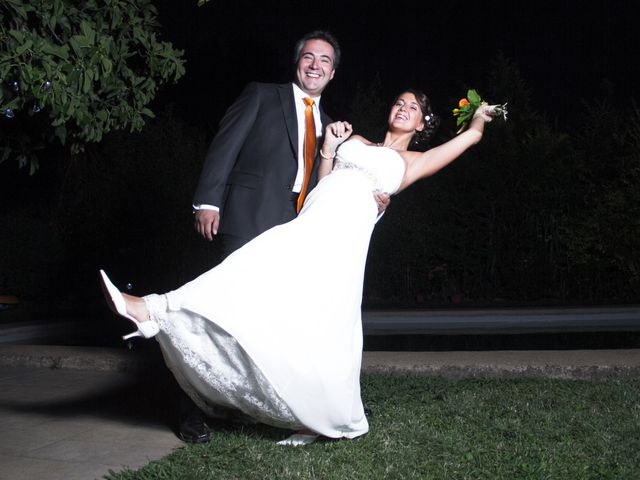 El matrimonio de Justine y Alberto
