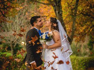 El matrimonio de Susana y  Víctor 1