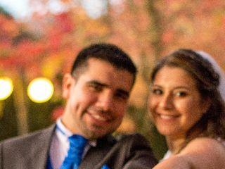 El matrimonio de Susana y  Víctor 2