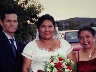 El matrimonio de Jimena y Cristian 1