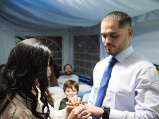 El matrimonio de Daniela  y John  1