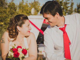 El matrimonio de Liliana y Hugo