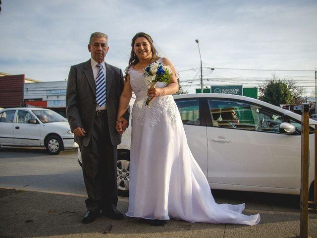 El matrimonio de  Víctor y Susana en Chiguayante, Concepción 13