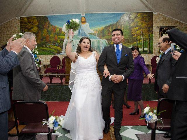 El matrimonio de  Víctor y Susana en Chiguayante, Concepción 19