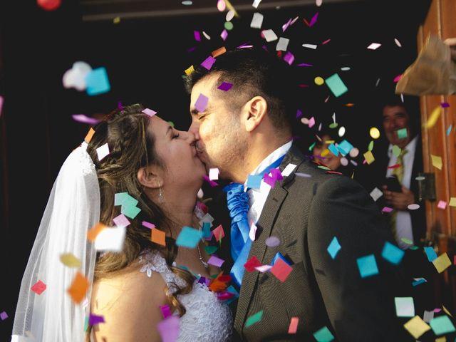 El matrimonio de  Víctor y Susana en Chiguayante, Concepción 20
