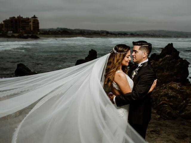 El matrimonio de Meryaliz y Jonathan