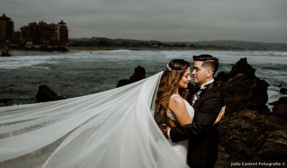 El matrimonio de Jonathan y Meryaliz en Valparaíso, Valparaíso