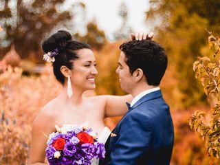 El matrimonio de Susan y Carlos 3