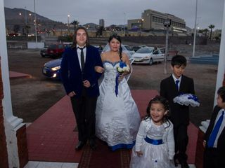 El matrimonio de Yessica y Jorge 3