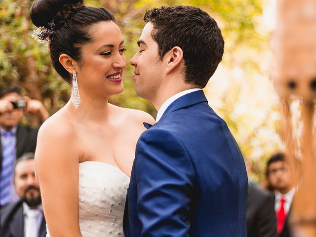El matrimonio de Susan y Carlos