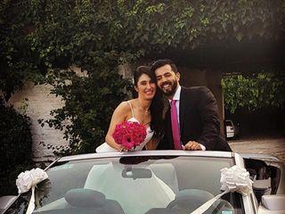 El matrimonio de Andrea y Roberto 1