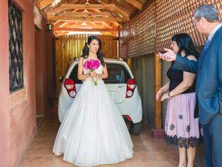 El matrimonio de Andrea y Roberto 2