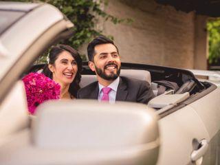 El matrimonio de Andrea y Roberto 3
