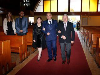 El matrimonio de Marcelo y Andrea 1