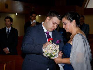 El matrimonio de Marcelo y Andrea 2