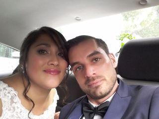 El matrimonio de Catalina y Andre